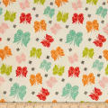 Riley Blake Acorn Valley Flannel Flutter Multi