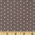 Captivate Daisy Dot Taupe