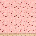 Riley Blake Sweet Orchard Floral Pink