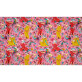 Amy Butler Eternal Sunshine Home Decor Sateen Midday Social Rose