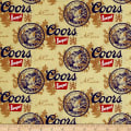 Miller Coors Coors Golden Cans Gold
