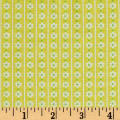 First Blush Daisy Stripe Yellow