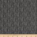 Harmony Herringbone Black