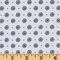 Buttercream Dot Light Navy