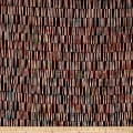 Timeless Treasures Batik Tonga Sophisticate Barcode Wine