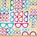 Geekery Spectacles Multi Albus