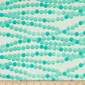 Cotton + Steel Trinket Candy Necklace Aqua