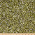 Palindromes Confetti Wave Grey/Olive