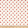 Intrigue Fancy Flannel Square Pink