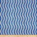 Marblehead Valor Wavy Stripe Blue/White