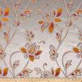 Eroica Glamour Jacquard Tangerine Grey