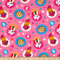 Moose Shopkins Toss Jersey Knit Multi