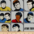 Star Trek: Galaxy Pop Characters in Blocks Stone