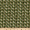 Graphix 3 Chevron Hunter Green