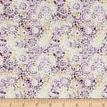 Irresistible Iris Lacey Medallions Purple/Multi