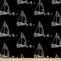 Premier Prints Indoor/Outdoor Seaton Black