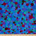 Kaffe Fassett Rolled Paper Blue