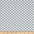 Dear Heart Polka Dot Gray