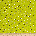 Safari Scribble Dots Green
