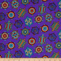Tuscon Beaded Icons Purple