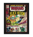 "Marvel Comics  Black Widow Digital 35.5"" Panel Multi"