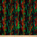 Tango Digital Print Abstract Stripe Jungle