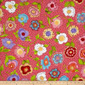 Loralie Designs Blossom Big Blossoms Pink