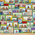 Love is a Four Legged Word Patchwork Multi
