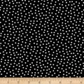 Kaufman Remix Mini Dots Black