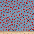 Cucina Cherries Light Blue