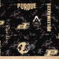 Collegiate Fleece Purdue University Digital
