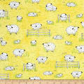 Sheeps & Peeps Grazing Sheep Yellow