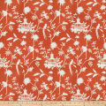 Vern Yip 03364 Linen Blend Orange