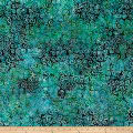 Wilmington Batiks Squiggles Green