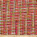 Fabricut Chino Valley Chenille FlamingoBasketweave