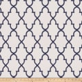 Fabricut Hero Lattice Navy