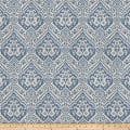 Fabricut Know How Jacquard Chambray