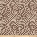 Fabricut Mc Creery Jacquard Basketweave Chocolate