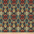 Fabricut Nuru Basketweave Jewel