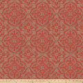 Fabricut Subscription Jacquard Persimmon