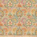 Fabricut Well Shuffled Linen Blend Tropics