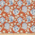 Jaclyn Smith 03710 Pumpkin Linen