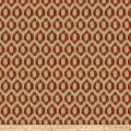 Trend 03894 Chenille Jacquard Tuscan Red