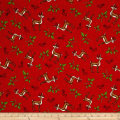 Reindeer Magic Reindeer Toss Red