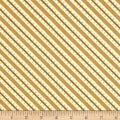 Sparkle Metallic Stripe Gold