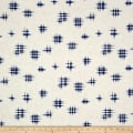 Indigo Summer Graphic Hashtag Cream