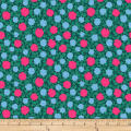 Freespirit Splendor By Amy Butler Simply Bold Floral Pine