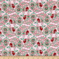 Verna Mosquera Peppermint Rose Paisley Path Peppermint