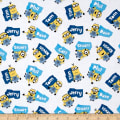 Millions Of Minions Minions & Names Toss White
