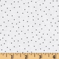 Maywood Studio Kimberbell Basics Tiny Dots White